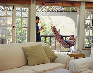 Would You Put a Hammock Inside Your Home?