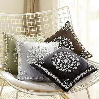 Steal of the Day:  Mosaic Jeweled Pillow
