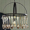 Nice and New: Wisteria Call to Dinner Chandelier