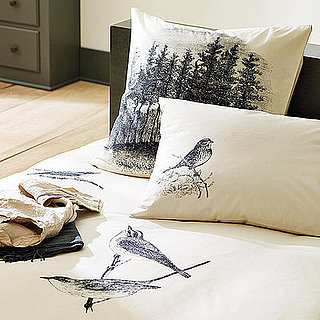 Nice and New: Vintage Bird Duvet Cover and Shams