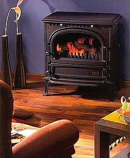 Ask Casa: Decorating Around a Freestanding Fireplace