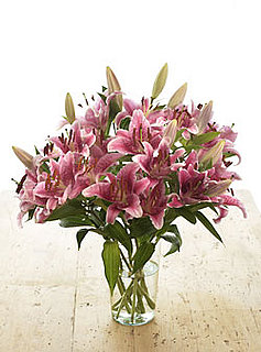 Win a Bouquet of Organic Lilies!