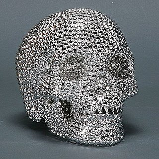 Love It or Hate It? Z Gallerie Metallic Skull