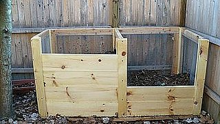 Garden Therapy: A DIY Compost Bin