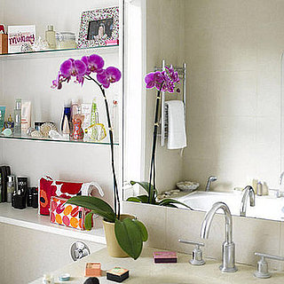 Do You Have Open Bathroom Storage?