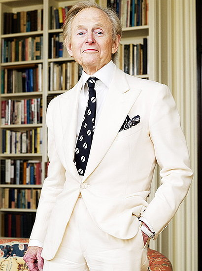 Coveted Crib: Tom Wolfe's Artsy Apartment