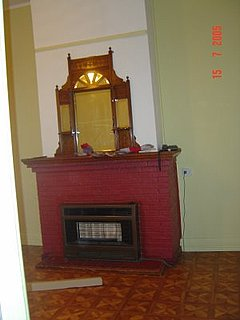 Before and After: A Fabulous Fireplace