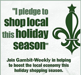 Are You Shopping Local This Holiday Season?