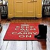 Love It or Hate It? Keep Calm and Carry On Rug