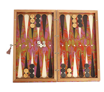Good, Better, Best: Chic Backgammon Sets
