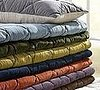 Steal of the Day: Pottery Barn Velvet Linen Quilt and Sham