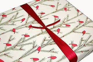 Wrap Star! Winter Tweets Gift Wrap