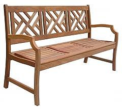 Atlantic Bench - Outdoor Benches - Patio Furniture - Outdoor | HomeDecorators.com