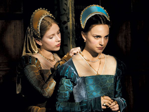 Sister Rivalry, The Other Boleyn Girl on DVD and Blu-Ray™ High-Def June 10