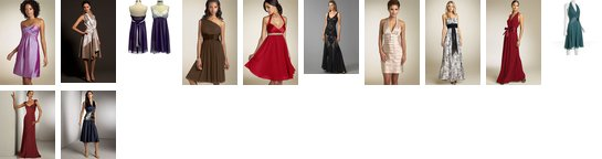 Dresses I&#039;d Wear, If ... 