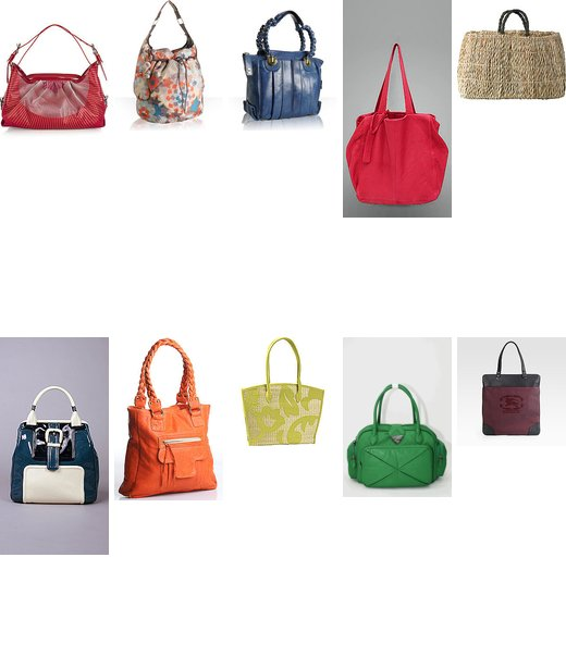 Top Ten Favorite Totes