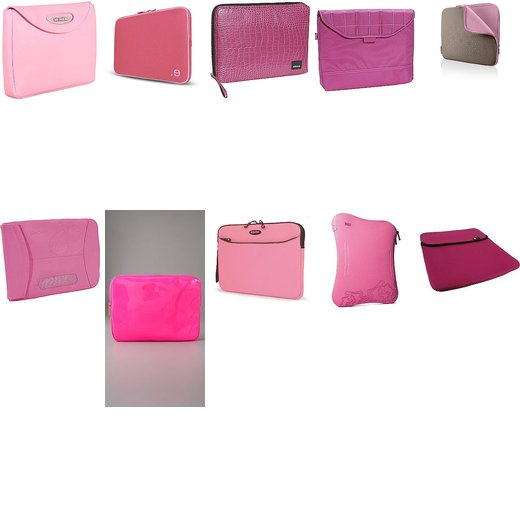 Pick Up a Pink Laptop Sleeve Like Paris