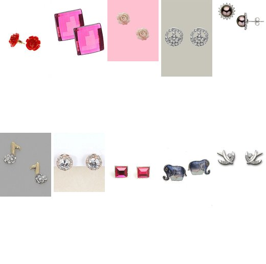 Top Ten Favorite Stud Earrings