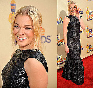 LeAnn Rimes at the MTV Movie Awards