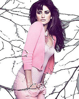 Sneak Peek! Penelope Cruz For Mango Spring '09