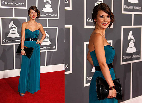 Grammy Awards: Audrina Patridge