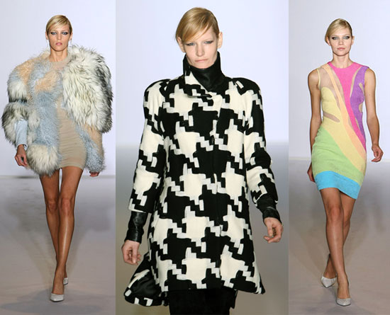New York Fashion Week, Fall 2009: Preen