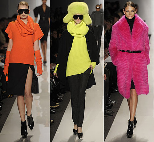 All Neon Like at Michael Kors Fall: Love It or Hate It?