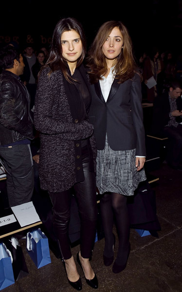 Lake Bell and Rose Byrne, Rag and Bone