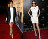 Who Wore It Better? Alexander Wang White Jersey Goddess Dress