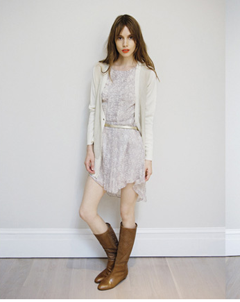 Look Book Love: Loeffler Randall Spring '09