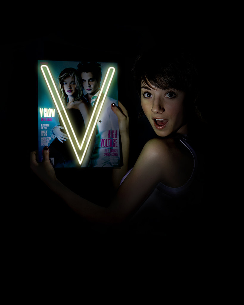 V Magazine's Glowing Spring Affair