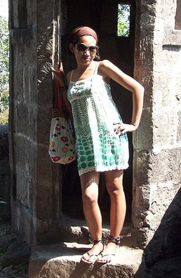 Look of the Day: Aztec Cutie