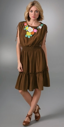 Milly Tropical Floral Smocked Dress: Love It or Hate It?