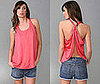 Fab Finger Discount: Mara Hoffman Racer Back Top