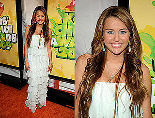 Kids' Choice Awards: Miley Cyrus