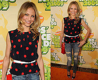 Kids' Choice Awards: Cameron Diaz