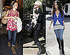 Photos of Sienna Miller, Sarah Harding, and Megan Fox Wearing Studded Boots