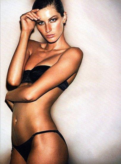Model Muse: Gisele Bündchen