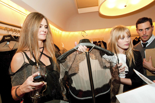 Stella MCartney/Neiman Marcus SF event