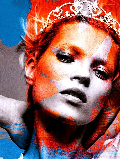 Photos of Supermodel Kate Moss