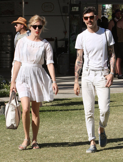 We Be Jammin': Stars In Their Cool Coachella Gear