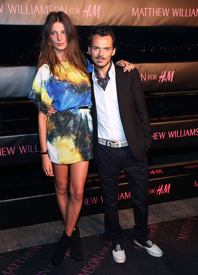 Stars Get Aboard For Matthew Williamson and H&M