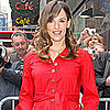 Jennifer Garner Loves her DVF Shirtdresses! 