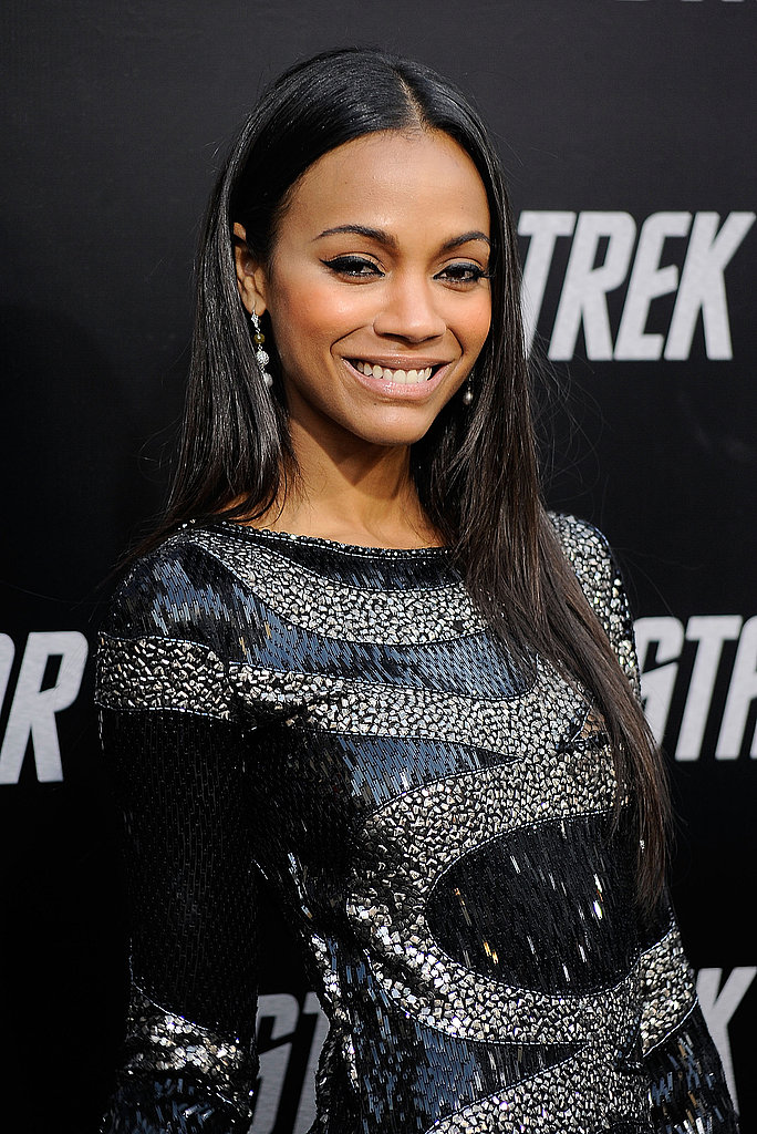 This Week's Fab Favorite: Zoe Saldana