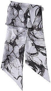 Fab Finger Discount: Express Silk Bias Cut Scarf