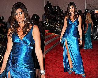 The Met's Costume Institute Gala: Cindy Crawford