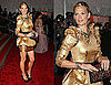 The Met&#039;s Costume Institute Gala: Molly Sims 