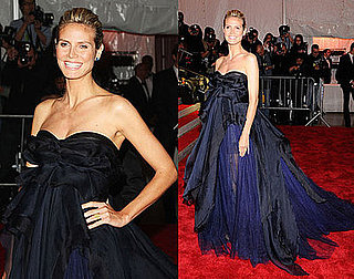 The Met's Costume Institute Gala: Heidi Klum