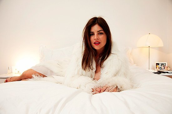 Julia Restoin-Roitfeld's Closet Has YSL Shoes, Louis Vuitton Bags, Jewelry
