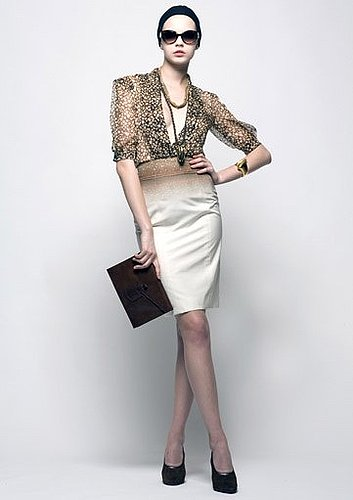 2010 Resort Looks From Yves Saint Laurent, Armani, Moschino Cheap & Chic, and Missoni